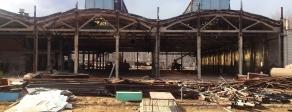 Приняли участие в строительстве завода «Poritep»