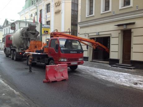 примеры работ DOKAPOL подземная парковка в Москве